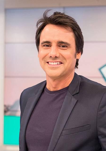 Ion Aramendi, presentador de 'El cazador'