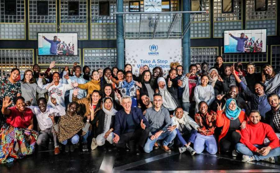 El primer Foro Mundial sobre los Refugiados se celebra del 16 al 18 de diciembre en Ginebra
