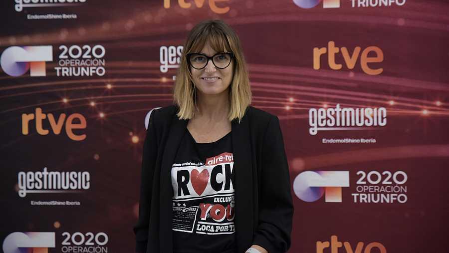 Noemí Galera será la directora de la Academia en la próxima edición de Operación Triunfo 2020