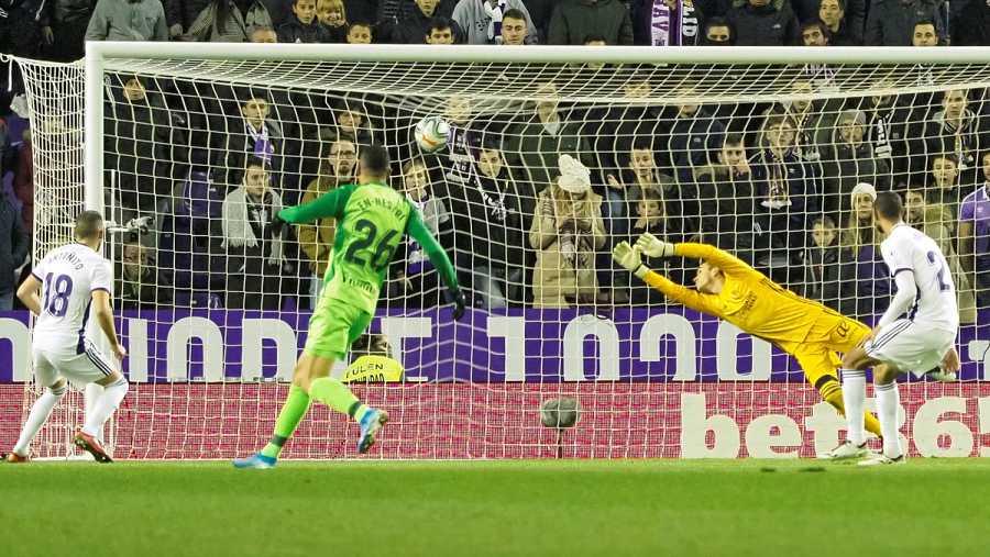 Segundo gol del Leganés