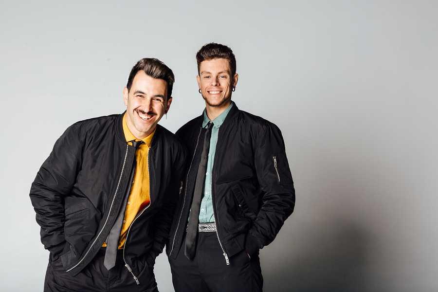 Cristian y Mario enseñarán danza urbana en la Academia de Operación Triunfo 2020
