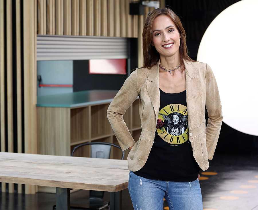 Laura Andrés continuará como 'coach vocal' en la Academia de Operación Triunfo 2020