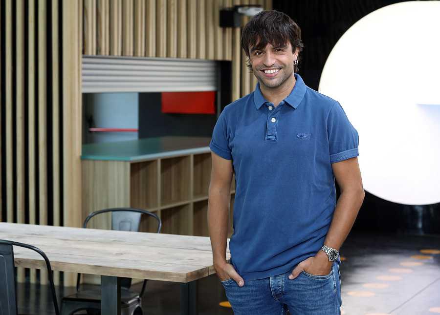 Manu Guix, director artístico en la Academia de Operación Triunfo 2020