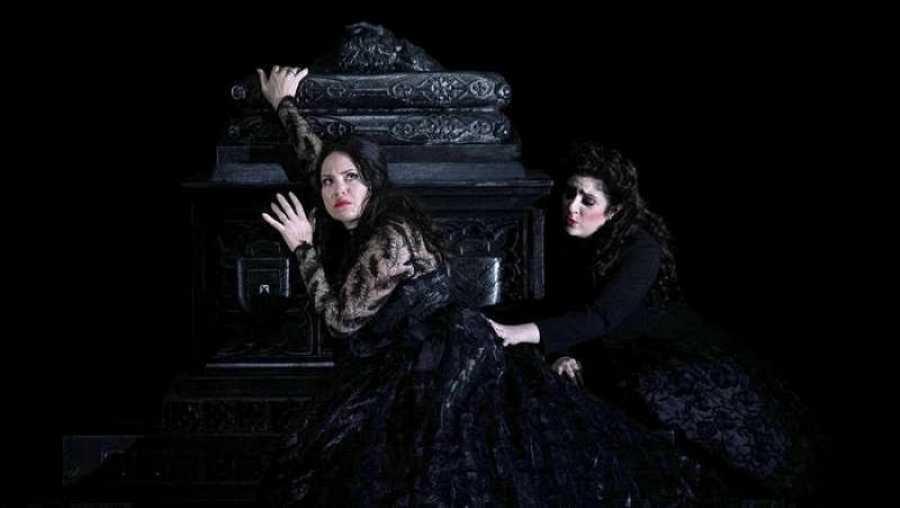 'Il Pirata' en el Teatro Real con Sonya Yoncheva