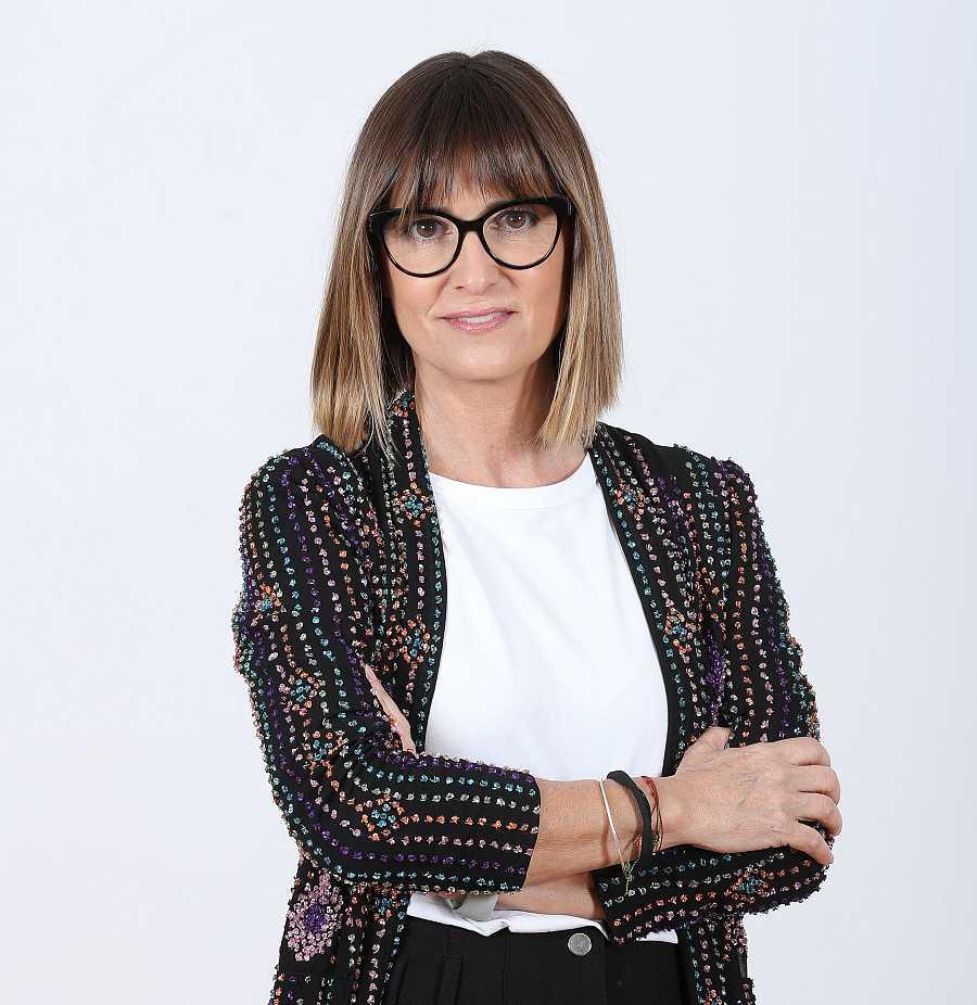 Noemí Galera, directora de la Academia en la Academia de Operación Triunfo 2020