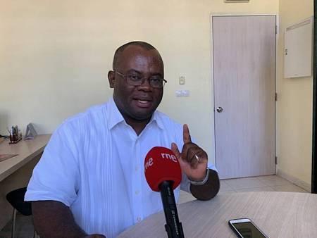 Padre Víctor, un sacerdote salesiano que dirige en Haití la Fundación Rinaldi