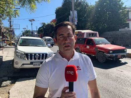 Juan Manuel Díaz, representante de Cáritas España para Haití y República Dominicana