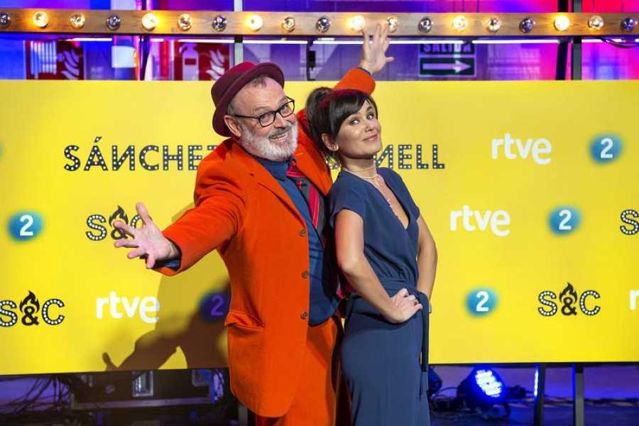 'Sánchez y Carbonell' se estrenan como la nueva extraña pareja de La 2
