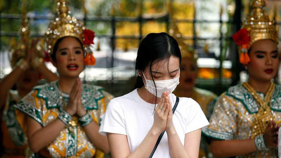 La OMS recomienda el uso de las mascarillas ante el brote del coronavirus