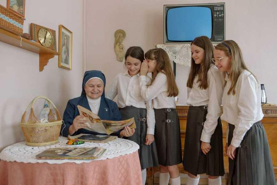Imagen de la película 'Las niñas'