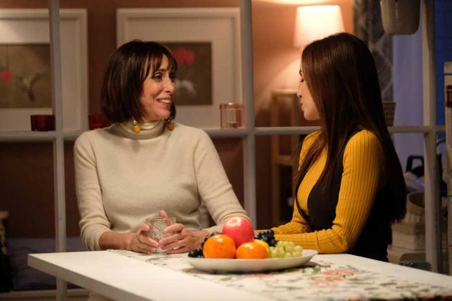 Barranco dará vida a Julia, la madre de Lara, que llega de visita