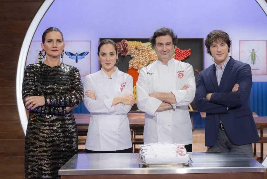 Tamara Falcó vuelve a las cocinas