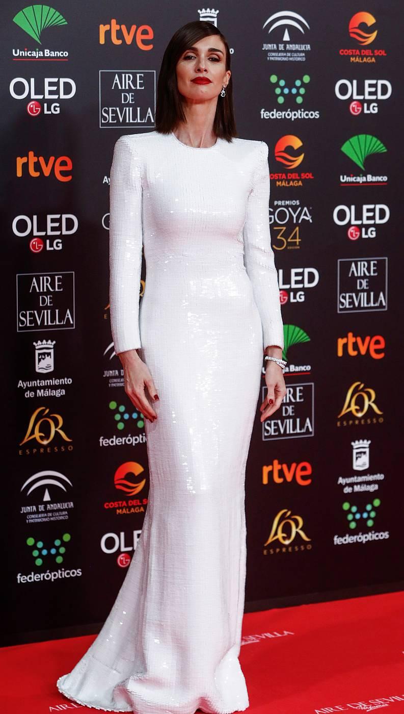 Premios Goya 2020: Paz Vega