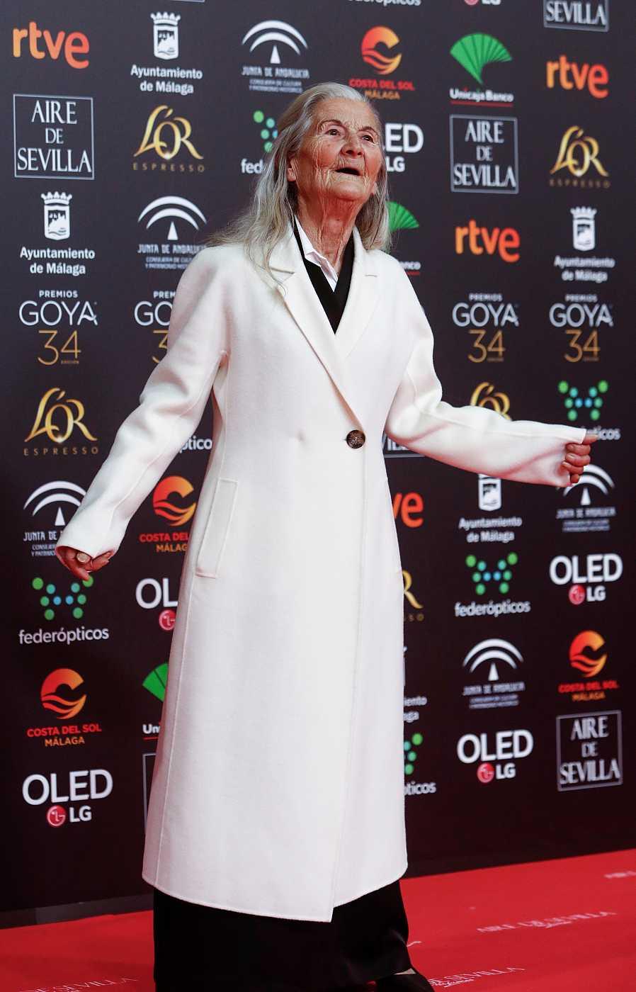 Goya 2020: Benedicta Sanchez