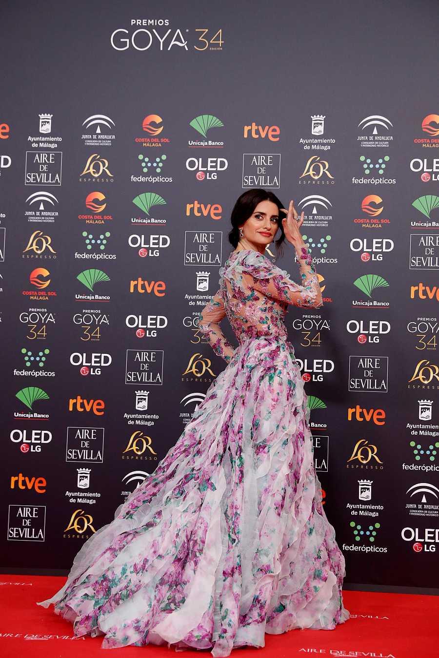 Goya 2020: Penélope Cruz