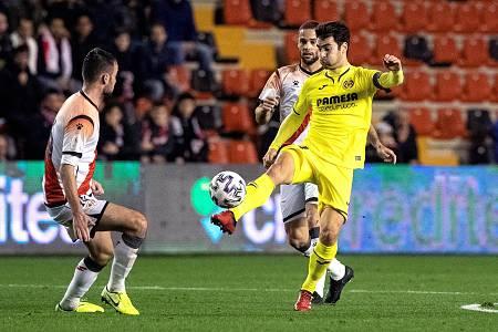 Rayo Vallecano - Villarreal CF