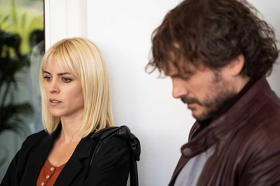 Maggie Civantos y Salva Reina, protagonistas de 'Malaka'