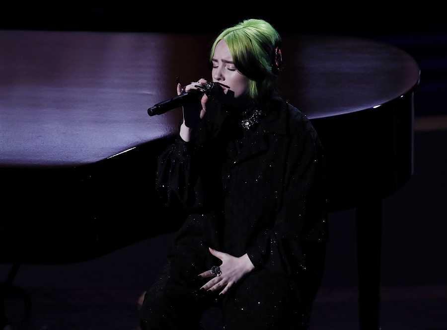 La cantante que arrasó en los Grammy también ha actuado en la 92ª edición de la ceremonia.