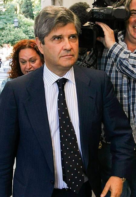 El presidente de Martinsa, Fernando Martín, en una imagen de archivo.