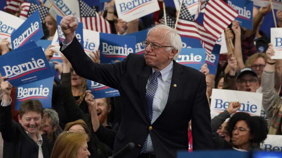 Primarias demócratas: Bernie Sanders