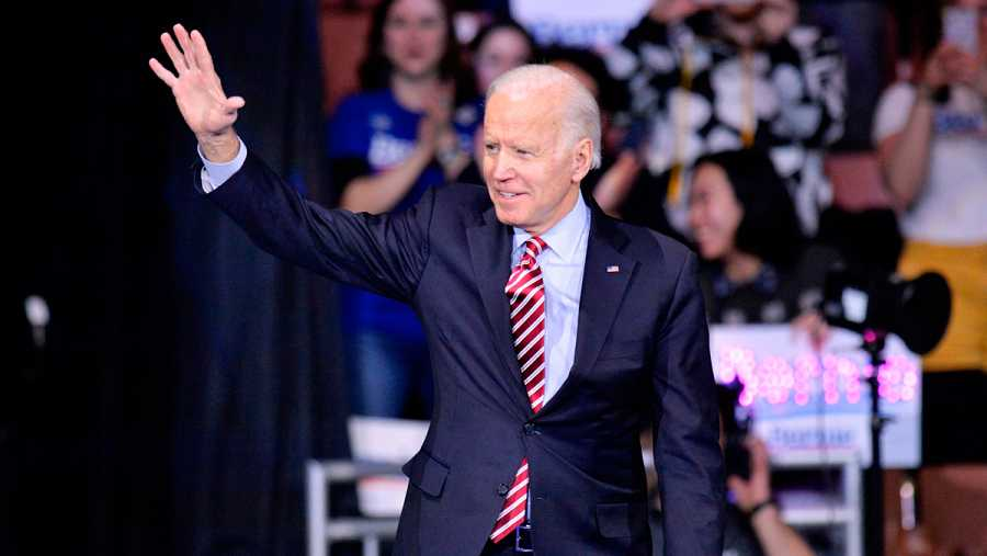 Primarias demócratas: Joseph R. Biden Jr.