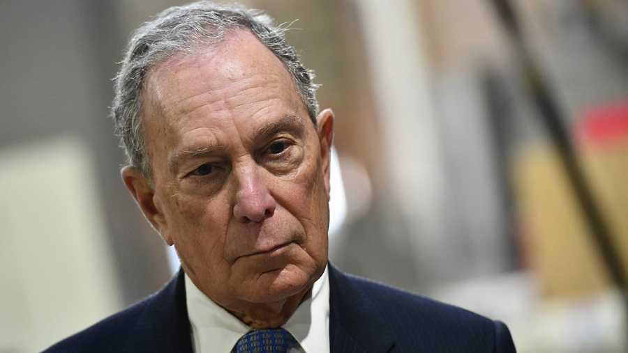 Primarias demócratas: Michael R. Bloomberg