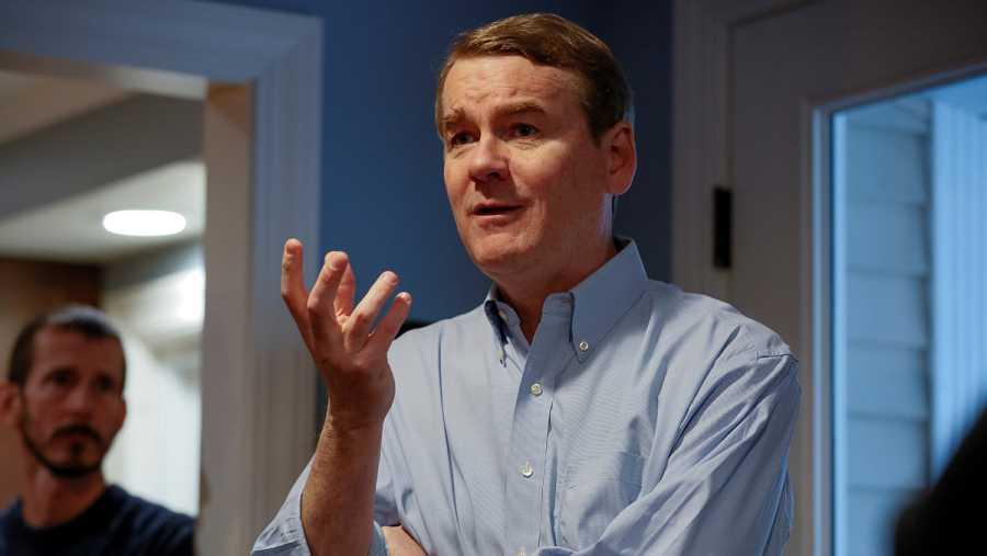 Primarias demócratas: Michael Bennet