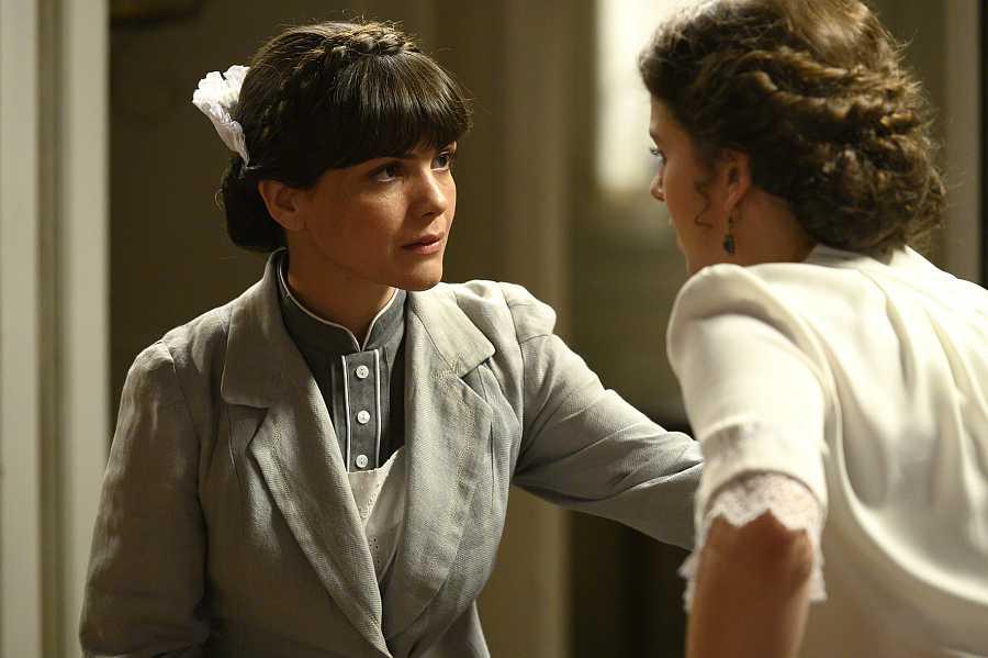 Agnes Llobet será Laura, la joven nueva criada de Genoveva