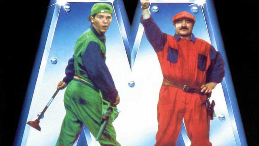 Super Mario Bross -  película