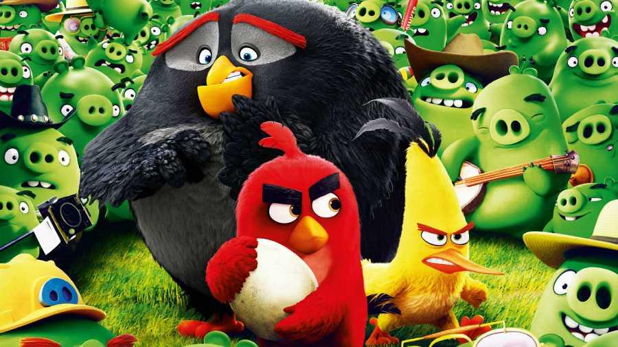 Angry birds - película