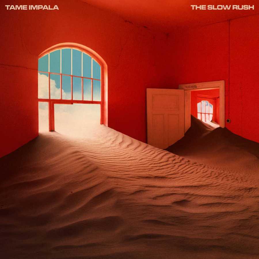Portada del nuevo disco de Tame Impala, 'The Slow Rush'