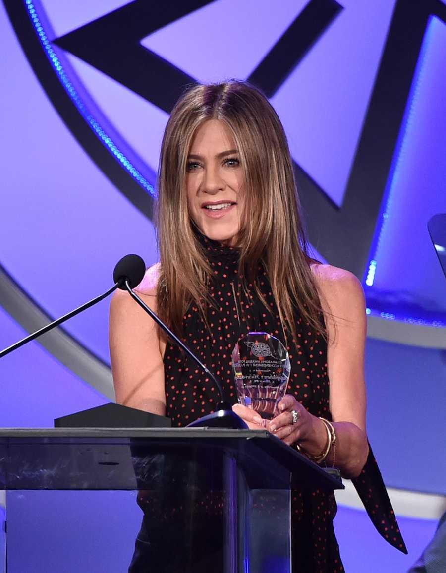 Jennifer Aniston en los Annual ICG Publicists Awards