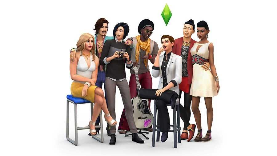 En los Sims puedes crear a un sim transgénero