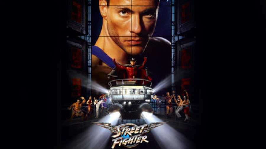 Street Fighter - película