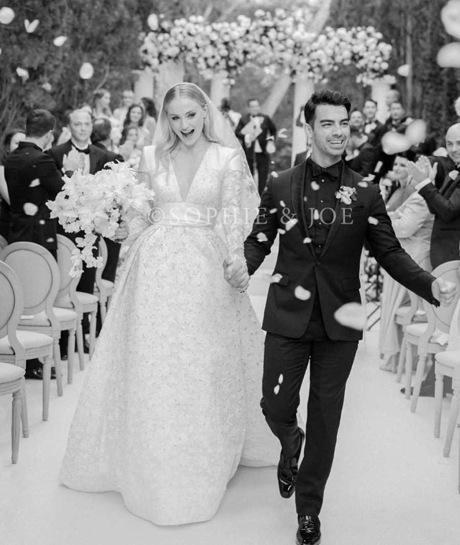 Corazón - Sophie Turner y Joe Jonas podrían ser padres este año