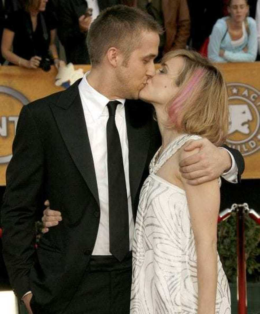 Ryan Gosling y Rachel McAdams, juntos