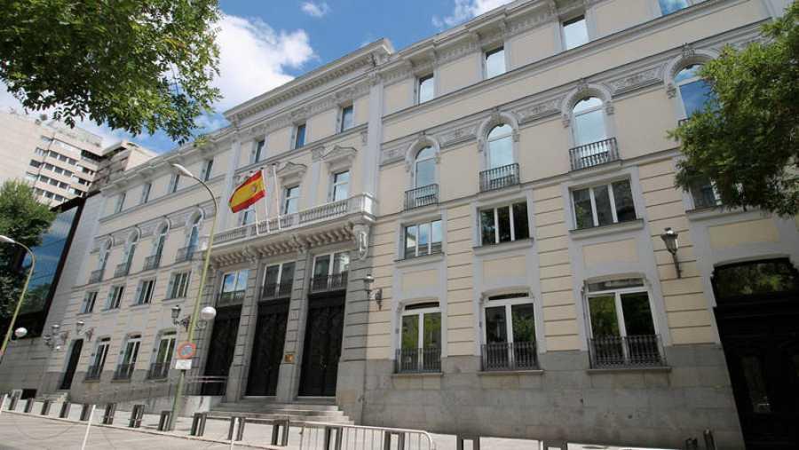 El Consejo General del Poder Judicial está en funciones desde  2018.