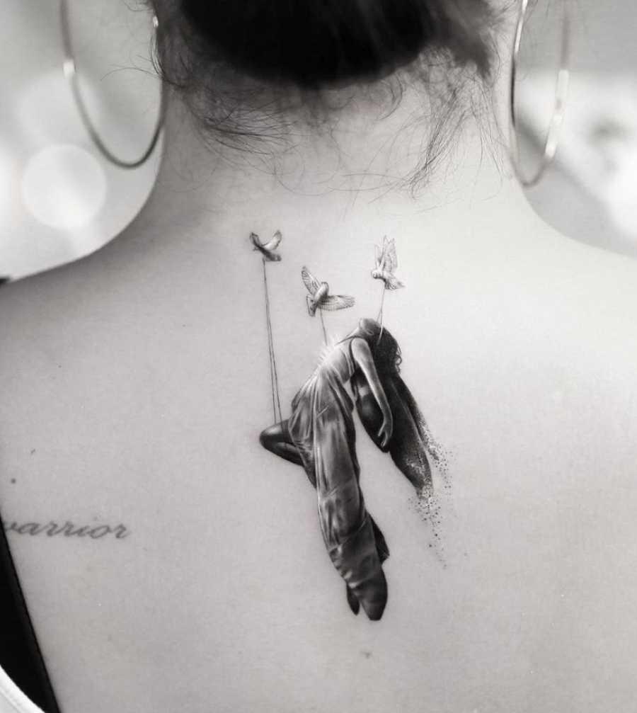 El nuevo tatuaje de Demi Lovato