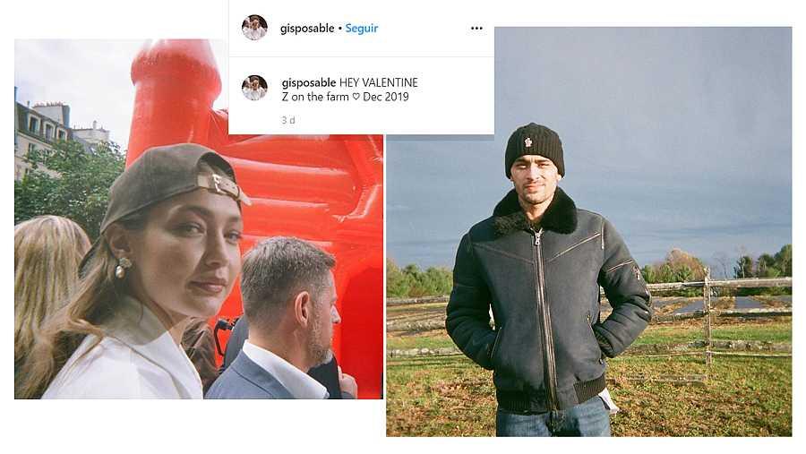 Las fotos desechables de Gigi Hadid