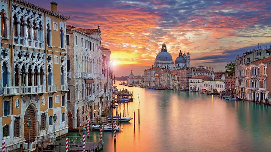 Para Javier Reverte, Venecia es como