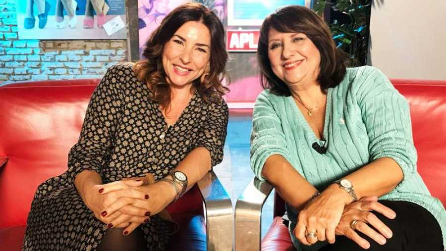 Ochéntame otra vez - Elena Martín y Soledad Mallol respectivamente