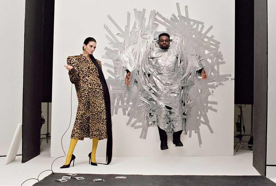 Kendal Jenner para Garage Magazine