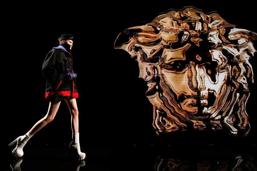 Versace en Milan