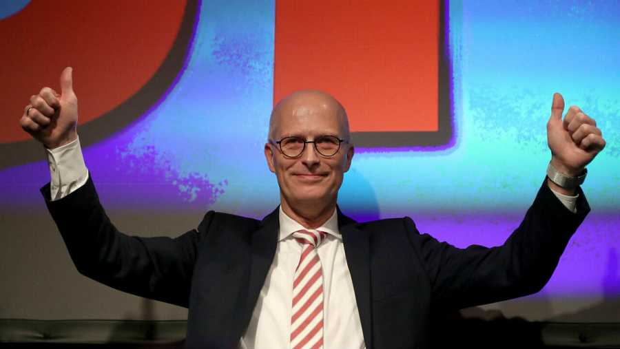 Peter Tschentscher, Primer Alcalde de Hamburgo, se ha hecho con Hamburgo tras las elecciones celebradas en la región.