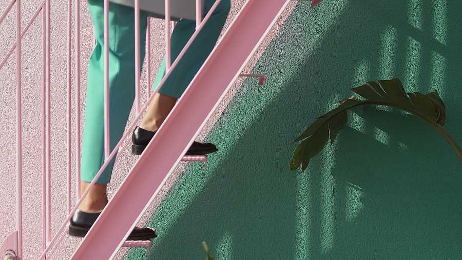 Escala Humana - Todo es color - Pink House