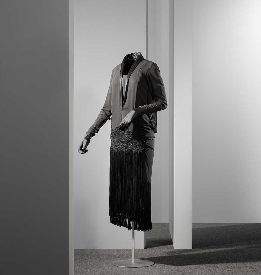 Exposición de Balenciaga
