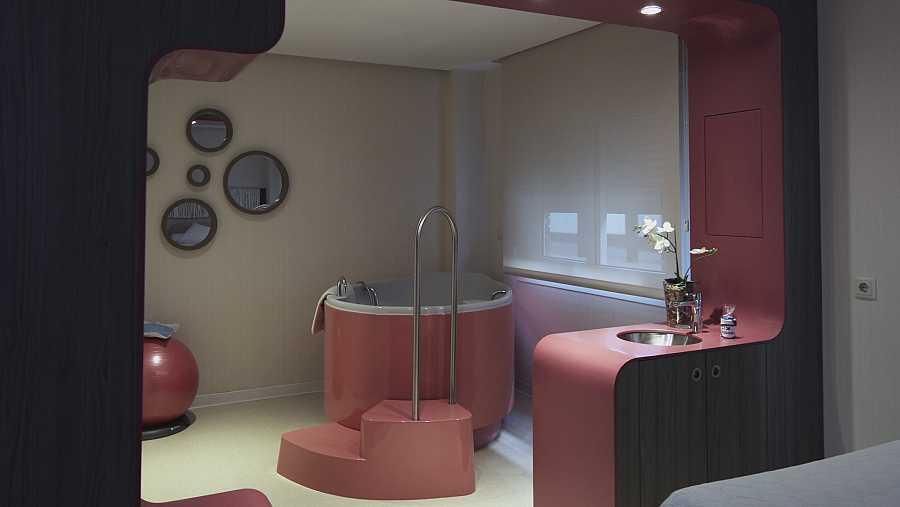 Escala Humana - Necesito Espacio - Sala de partos, Nuevo Belén, Madrid