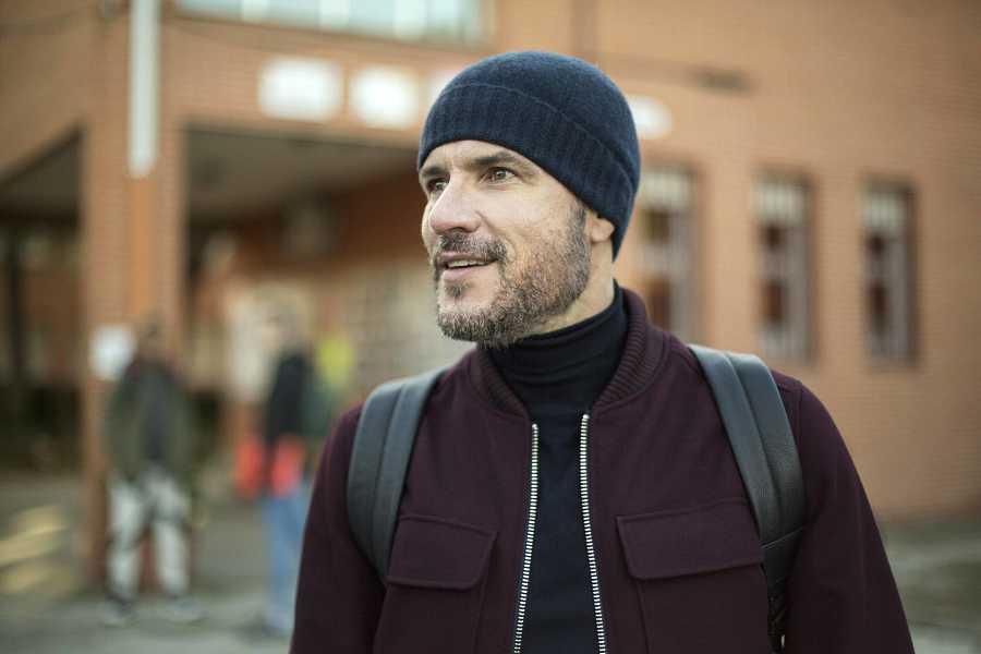 Daniel Grao, en la nueva serie de TVE, 'HIT'