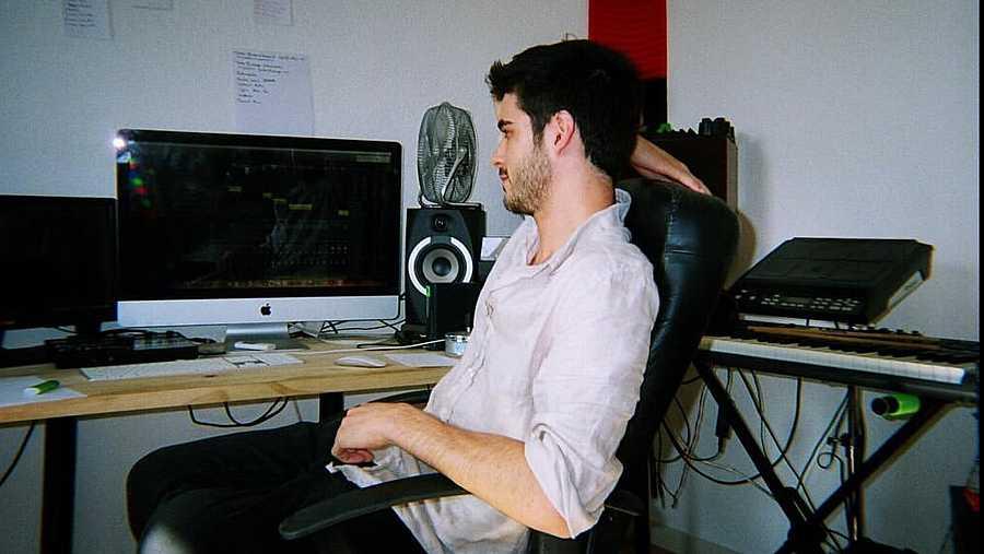 David Solans produce las canciones de la BSO de 'Drama' a partir de sonidos digitales