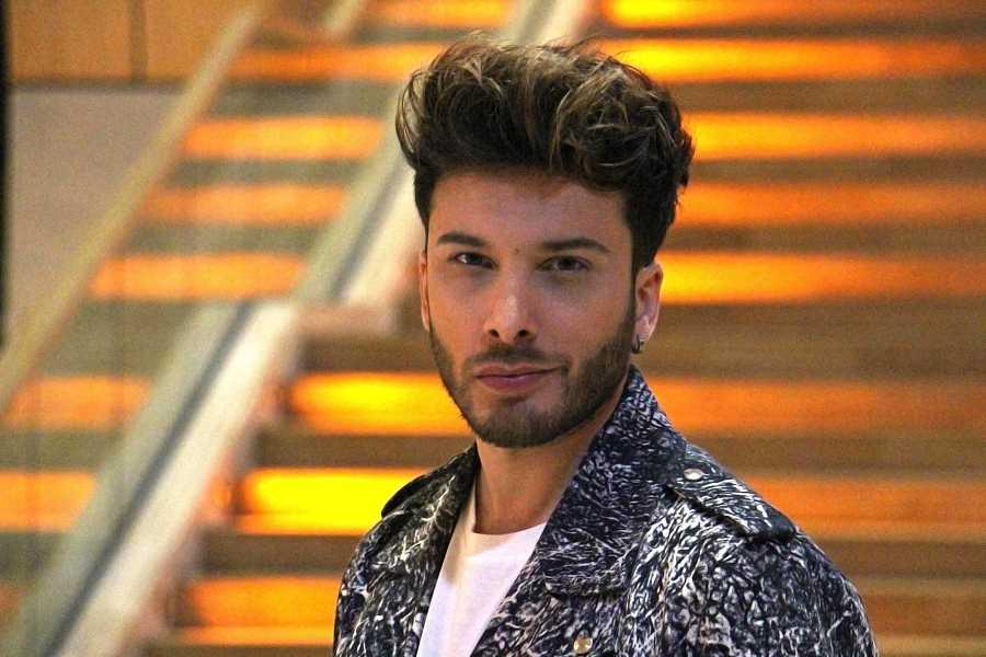 Blas Cantó graba la postal de Eurovisión 2020